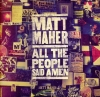 Productafbeelding All The People Say Amen (CD)