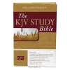 Productafbeelding The KJV Study Bible - Burg. (BL)