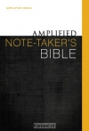 Productafbeelding Amplified note-takers bible