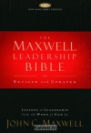 Productafbeelding NKJV maxwell leadership bible revised