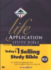 Productafbeelding NKJV life aplication bible