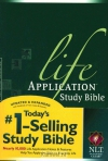 Productafbeelding NLT life application study bible
