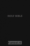 Productafbeelding Pew Bible -Large Print - Black