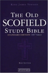 Productafbeelding KJV old scofield study bible