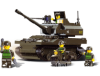 Productafbeelding Armored corps leopardtank 6+