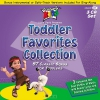 Productafbeelding Toddler Favorites Collection 3cd Pack