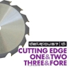 Productafbeelding Cutting Edge One & Two/Three & Four (Dop