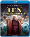 Productafbeelding Ten Commandments, The (BLURAY)