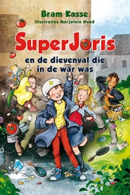 Productafbeelding SuperJoris en de dievenval die in de war was