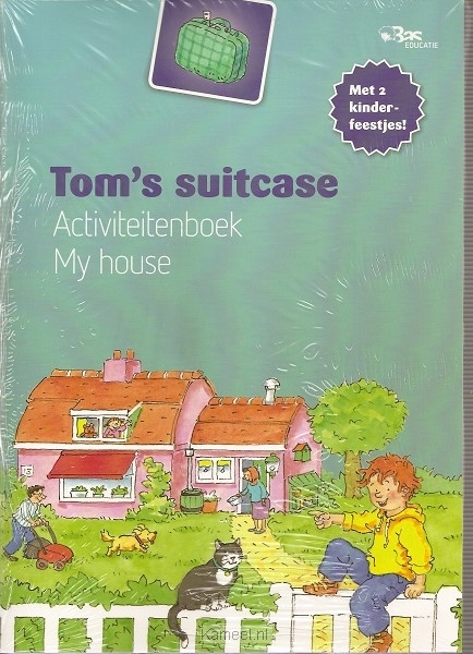 Grote afbeelding Tom's suitcase - My house