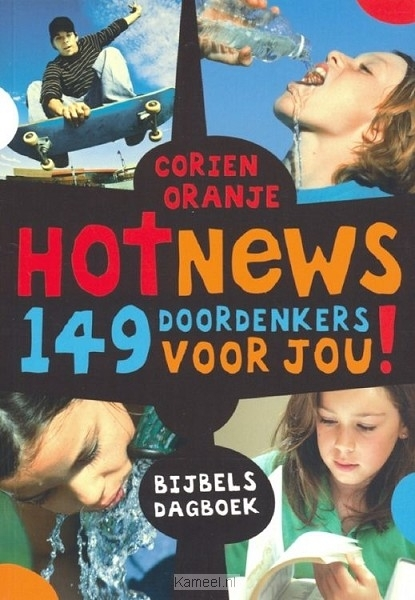 Grote afbeelding Hot news