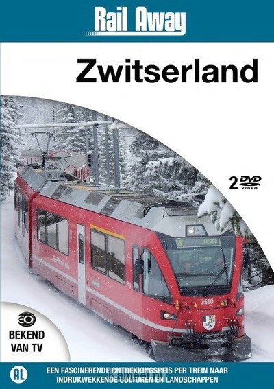 Grote afbeelding Rail Away Zwitserland